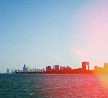 Chicago In An Alternate Reality by amak