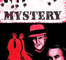 mob mystery by Peter Jensen