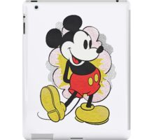 Mickey Vintage iPad Case/Skin