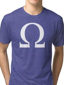 Omega. Tri-blend T-Shirt
