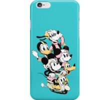 Mickey Gang iPhone Case/Skin