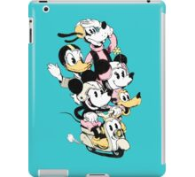 Mickey Gang iPad Case/Skin