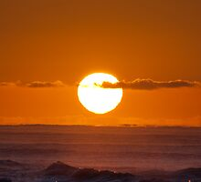Great Ball of Fire - Anglesea by Puggs