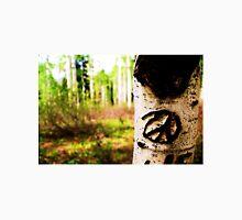 peace tree. Unisex T-Shirt