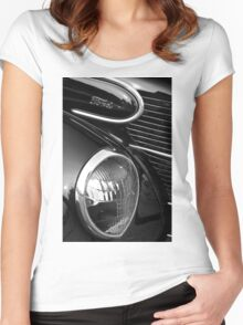 1939 Ford Coupe Women's Fitted Scoop T-Shirt