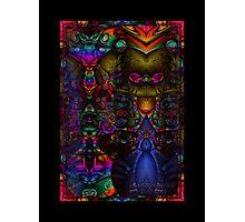 Voodoo Whispers Photographic Print
