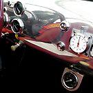 Porsche 356 instruments by marc melander