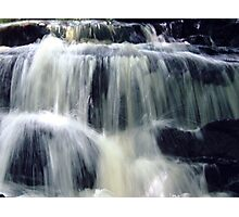 Fast Flowing Photographic Print
