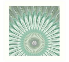 Kubota Mandala 2000 Art Print