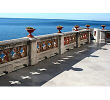 Castle of Miramare - Trieste, Italy Photographic Print