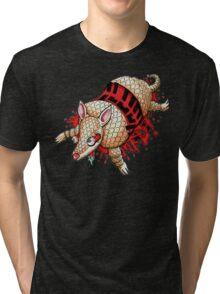 Roadkill Armadillo Tri-blend T-Shirt