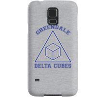 Greendale Delta Cubes Frat Samsung Galaxy Case/Skin