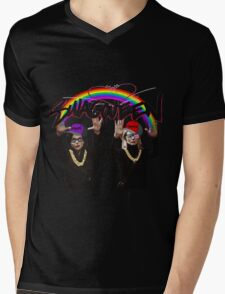 SwagQueen over the Rainbow Mens V-Neck T-Shirt
