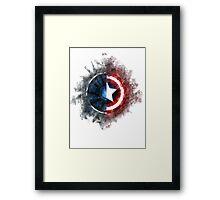 steve tony design Framed Print