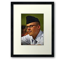 Our nations finest Framed Print