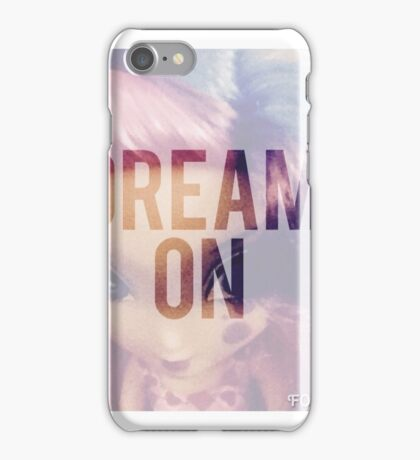 Colorful Doll - Dream On iPhone Case/Skin