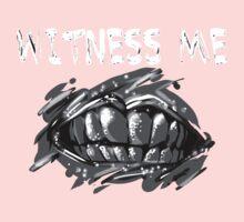 WITNESS ME!  Kids Tee