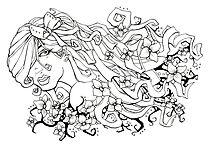 Flower Girl by Aimee Cozza