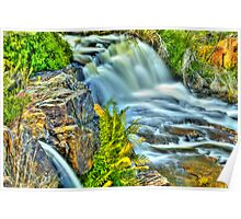 McKenzie falls in HDR Poster