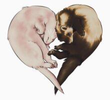 Ferret Love Baby Tee