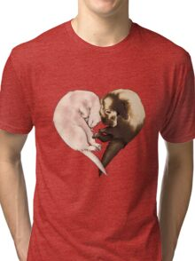 Ferret Love Tri-blend T-Shirt
