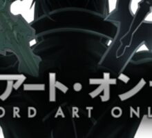 SAO Sticker