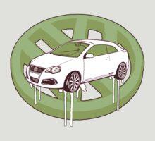 VDub - VW Shirt by Zack Nichols