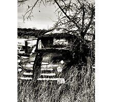 Ole Beater Truck ~2~ (BoneYard Series ) Photographic Print