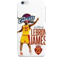 Lebron James - 3 iPhone Case/Skin