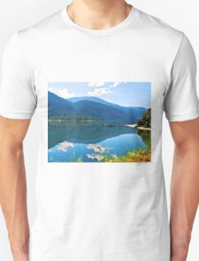 Kootenay Lake British Columbia Unisex T-Shirt