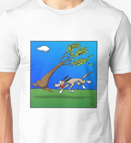 Chasing Tree Unisex T-Shirt