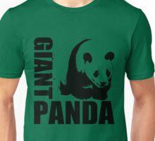 GIANT PANDA-2 Unisex T-Shirt