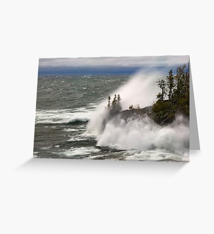 Tettegouche State Park Greeting Card