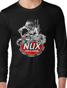 NUX Speed & Chrome Long Sleeve T-Shirt