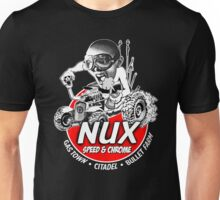 NUX Speed & Chrome Unisex T-Shirt