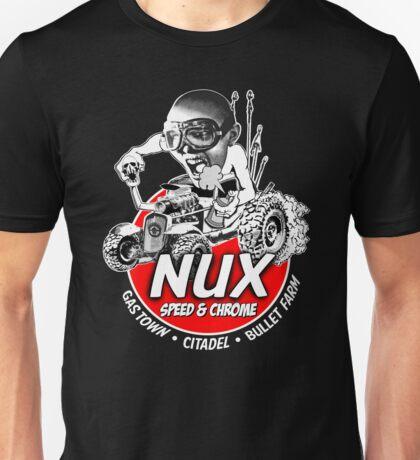 NUX Speed & Chrome Unisex T-Shirt