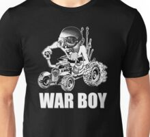 NUX War Boy Unisex T-Shirt