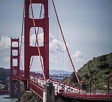 Golden Gate Bridge by williamsrdan