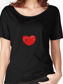 Empty Heart Women's Relaxed Fit T-Shirt