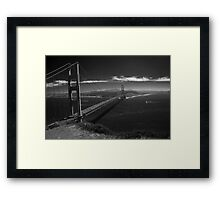 A Heart's Left Behind Framed Print
