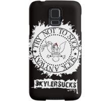 SkylerSucks.org Samsung Galaxy Case/Skin