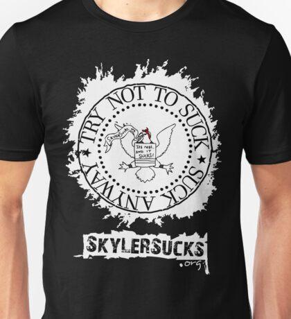 SkylerSucks.org Unisex T-Shirt