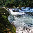 Mountain Stream II by JKStanford