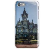 Carson Mansion iPhone Case/Skin