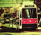 Toronto Street car by Th3rd World Order