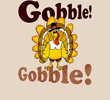 GOBBLE! GOBBLE! Womens Fitted T-Shirt