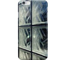 Four Squared And Framed iPhone Case/Skin