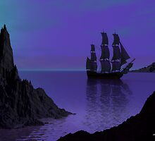 Sail Into The Mystic by mairin