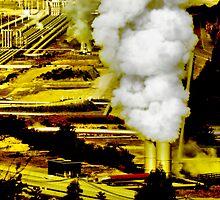 Orakei Geothermal  by Lynne Haselden