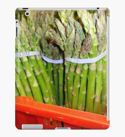 Asparagus Greens iPad Case/Skin